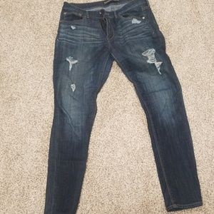 Size 10 express jeans